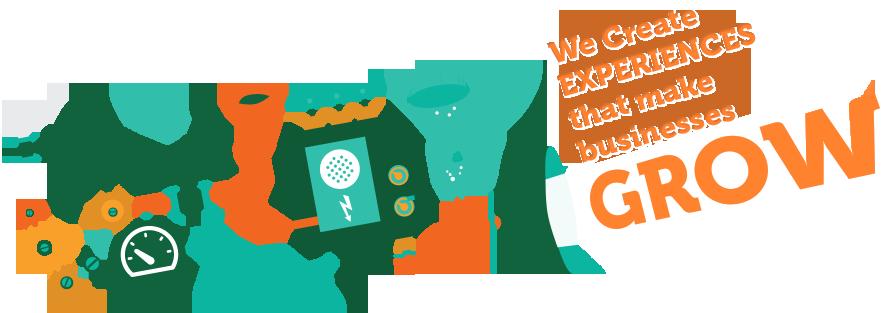 אנחנו יוצרים חוויית משתמש שגורמת לעסק לגדול.
